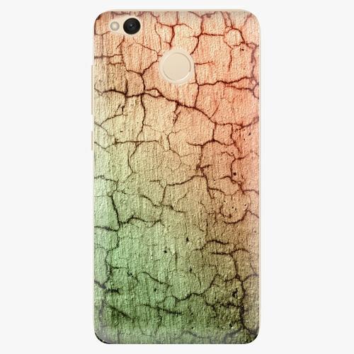 Silikonové pouzdro iSaprio - Cracked Wall 01 na mobil Xiaomi Redmi 4X