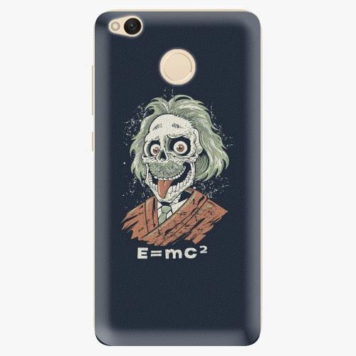 Silikonové pouzdro iSaprio - Einstein 01 na mobil Xiaomi Redmi 4X