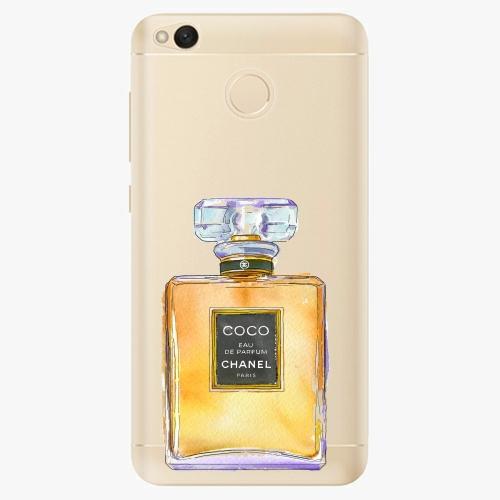 Silikonové pouzdro iSaprio - Chanel Gold na mobil Xiaomi Redmi 4X