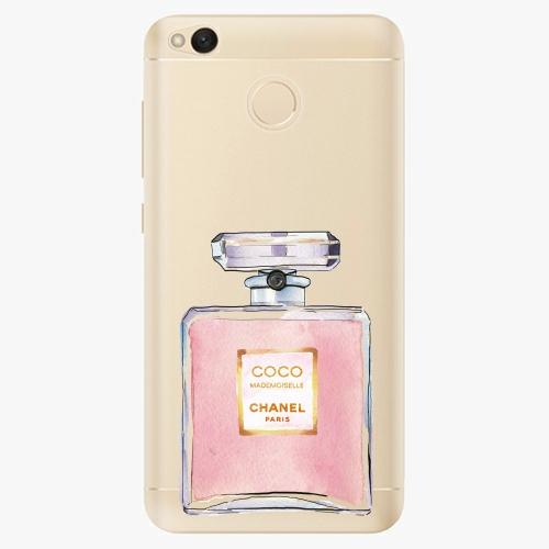 Silikonové pouzdro iSaprio - Chanel Rose na mobil Xiaomi Redmi 4X