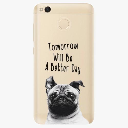 Silikonové pouzdro iSaprio - Better Day 01 na mobil Xiaomi Redmi 4X