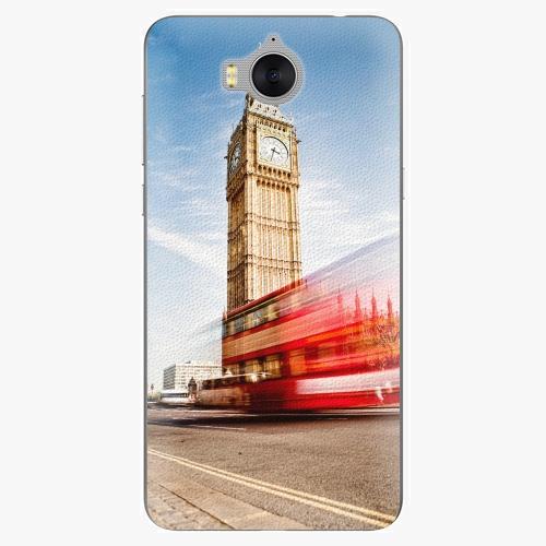 Silikonové pouzdro iSaprio - London 01 na mobil Huawei Y6 2017