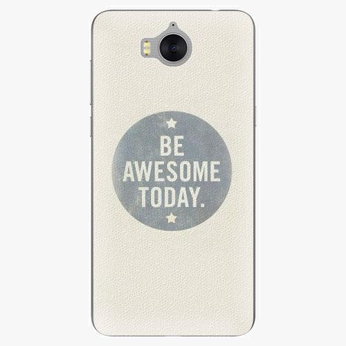 Silikonové pouzdro iSaprio - Awesome 02 na mobil Huawei Y6 2017