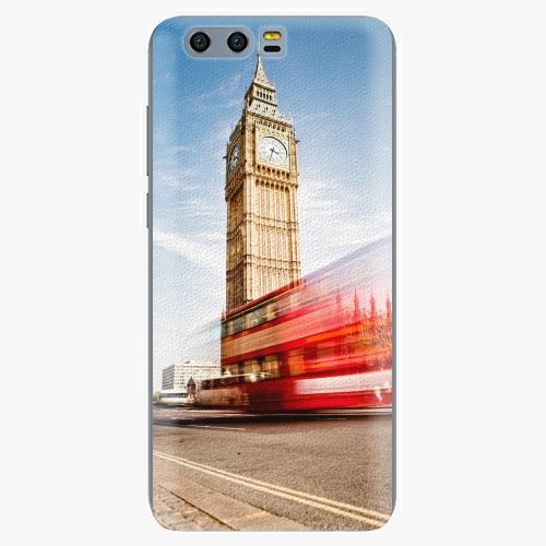 Silikonové pouzdro iSaprio - London 01 na mobil Honor 9