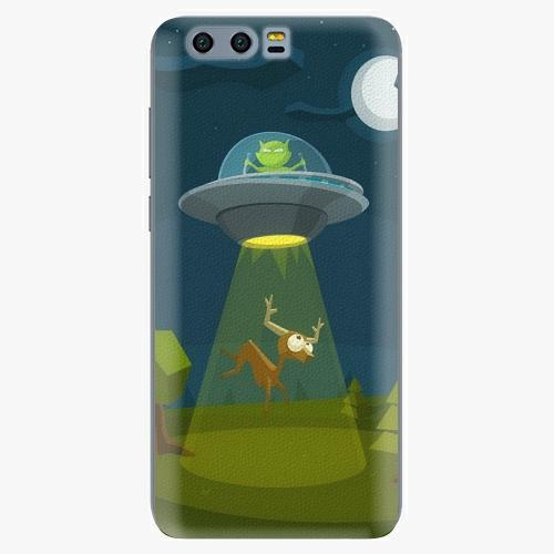 Silikonové pouzdro iSaprio - Alien 01 na mobil Honor 9