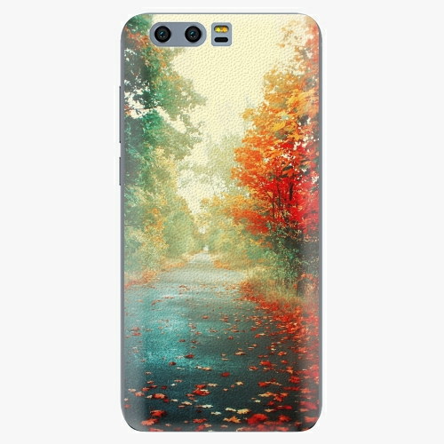 Silikonové pouzdro iSaprio - Autumn 03 na mobil Honor 9