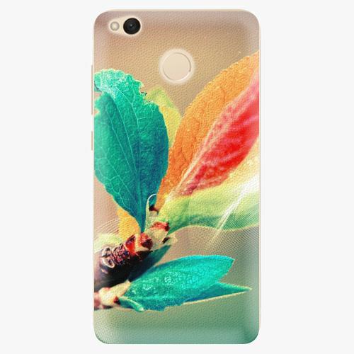 Silikonové pouzdro iSaprio - Autumn 02 na mobil Xiaomi Redmi 4X