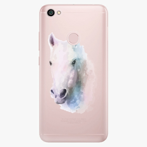 Silikonové pouzdro iSaprio - Horse 01 na mobil Xiaomi Redmi Note 5A / 5A Prime