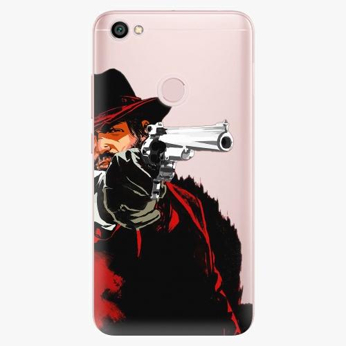 Silikonové pouzdro iSaprio - Red Sheriff na mobil Xiaomi Redmi Note 5A / 5A Prime