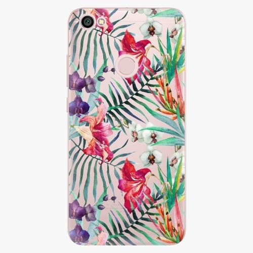 Silikonové pouzdro iSaprio - Flower Pattern 03 na mobil Xiaomi Redmi Note 5A / 5A Prime