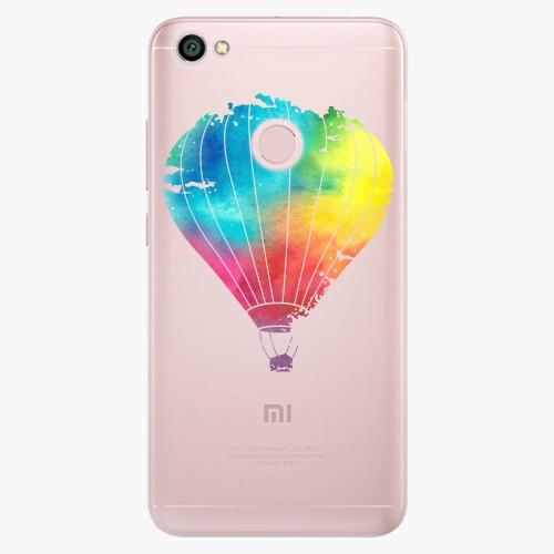 Silikonové pouzdro iSaprio - Flying Baloon 01 na mobil Xiaomi Redmi Note 5A / 5A Prime
