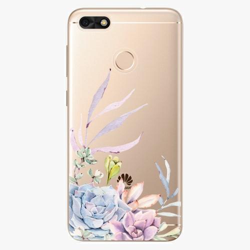 Silikonové pouzdro iSaprio - Succulent 01 na mobil Huawei P9 Lite Mini