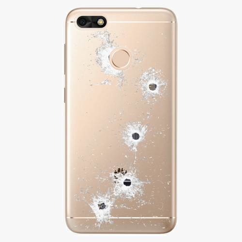 Silikonové pouzdro iSaprio - Gunshots na mobil Huawei P9 Lite Mini