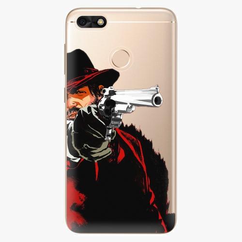 Silikonové pouzdro iSaprio - Red Sheriff na mobil Huawei P9 Lite Mini