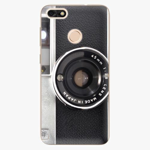 Silikonové pouzdro iSaprio - Vintage Camera 01 na mobil Huawei P9 Lite Mini
