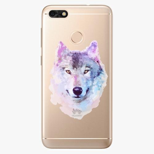 Silikonové pouzdro iSaprio - Wolf 01 na mobil Huawei P9 Lite Mini