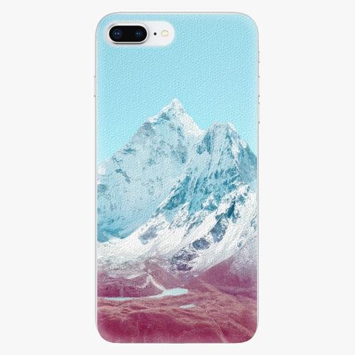 Silikonové pouzdro iSaprio - Highest Mountains 01 na mobil Apple iPhone 8  Plus 1590704a665