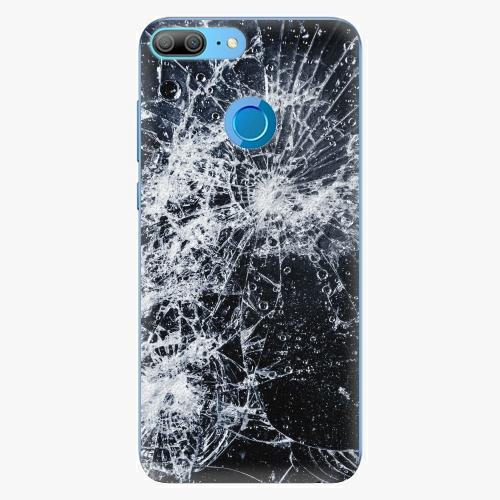 Silikonové pouzdro iSaprio - Cracked na mobil Honor 9 Lite