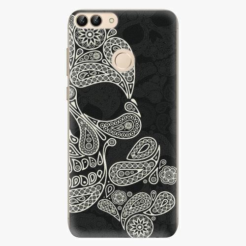Silikonové pouzdro iSaprio - Mayan Skull na mobil Huawei P Smart