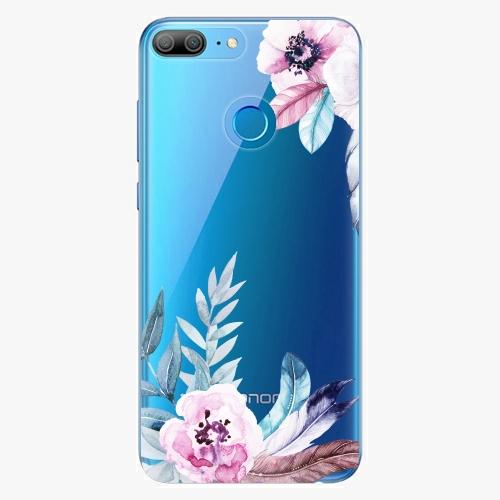 Silikonové pouzdro iSaprio - Flower Pattern 04 na mobil Honor 9 Lite