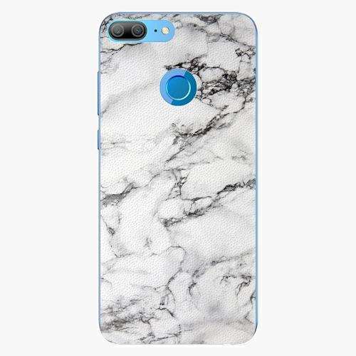 Silikonové pouzdro iSaprio - White Marble 01 na mobil Honor 9 Lite