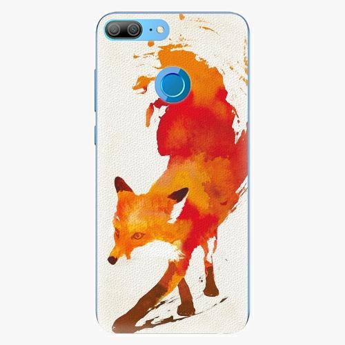 Silikonové pouzdro iSaprio - Fast Fox na mobil Honor 9 Lite