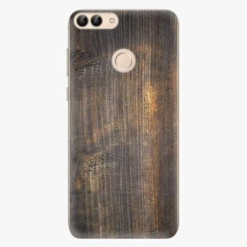 Silikonové pouzdro iSaprio - Old Wood na mobil Huawei P Smart