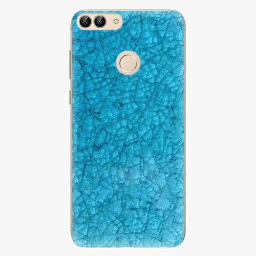 Silikonové pouzdro iSaprio - Shattered Glass na mobil Huawei P Smart