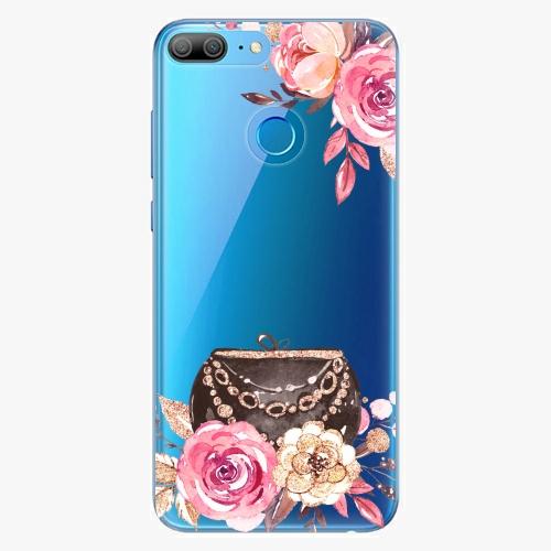 Silikonové pouzdro iSaprio - Handbag 01 na mobil Honor 9 Lite