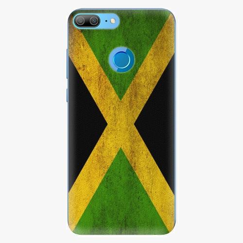 Silikonové pouzdro iSaprio - Flag of Jamaica na mobil Honor 9 Lite