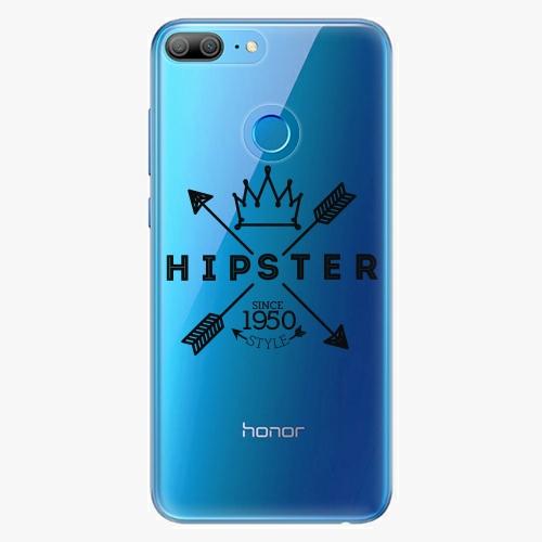 Silikonové pouzdro iSaprio - Hipster Style 02 na mobil Honor 9 Lite