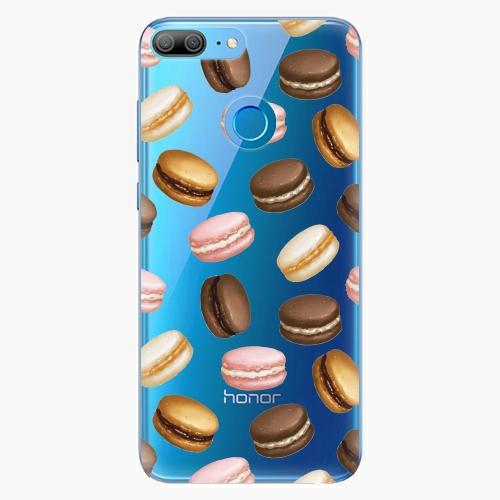 Silikonové pouzdro iSaprio - Macaron Pattern na mobil Honor 9 Lite