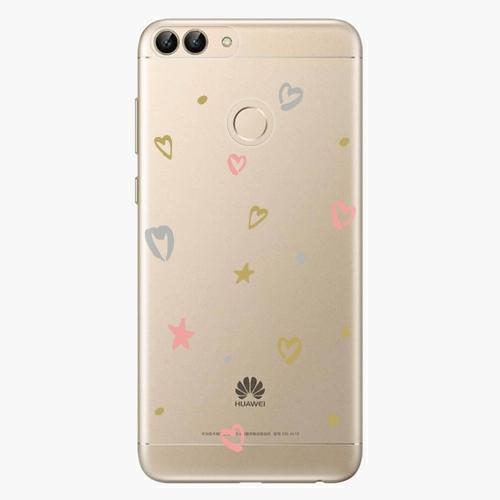 Silikonové pouzdro iSaprio - Lovely Pattern na mobil Huawei P Smart