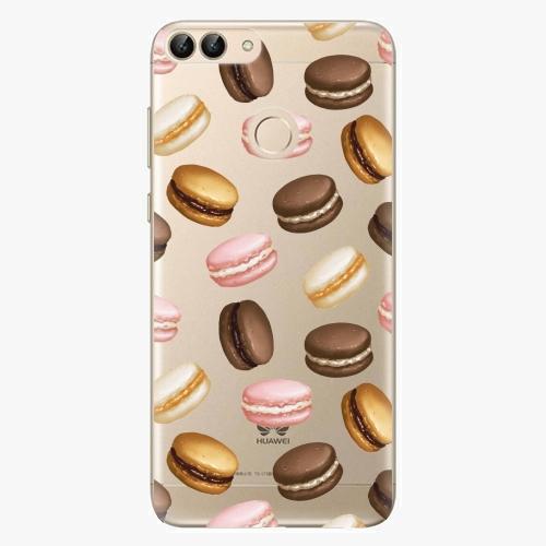 Silikonové pouzdro iSaprio - Macaron Pattern na mobil Huawei P Smart