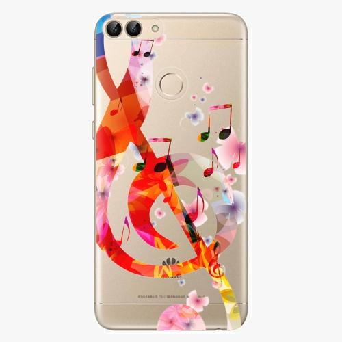 Silikonové pouzdro iSaprio - Music 01 na mobil Huawei P Smart