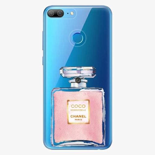 Silikonové pouzdro iSaprio - Chanel Rose na mobil Honor 9 Lite