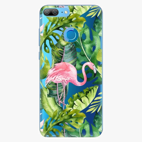 Silikonové pouzdro iSaprio - Jungle 02 na mobil Honor 9 Lite