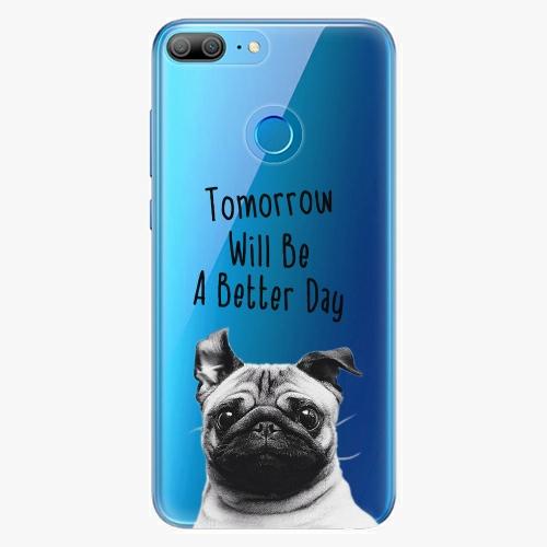 Silikonové pouzdro iSaprio - Better Day 01 na mobil Honor 9 Lite