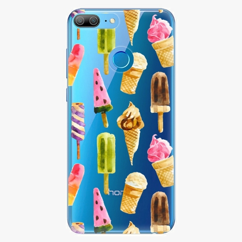 Silikonové pouzdro iSaprio - Ice Cream na mobil Honor 9 Lite