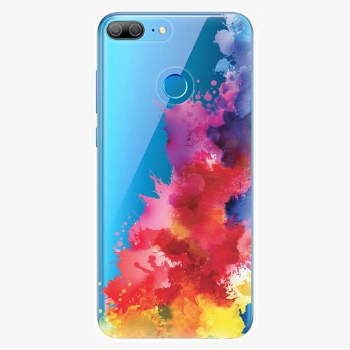 Silikonové pouzdro iSaprio - Color Splash 01 na mobil Honor 9 Lite