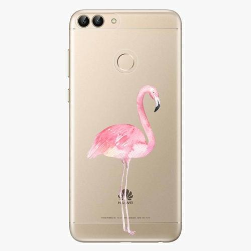 Silikonové pouzdro iSaprio - Flamingo 01 na mobil Huawei P Smart