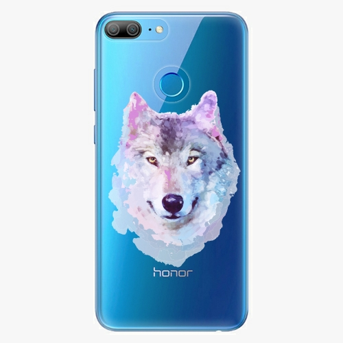 Silikonové pouzdro iSaprio - Wolf 01 na mobil Honor 9 Lite