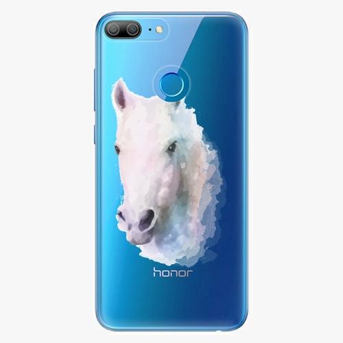 Silikonové pouzdro iSaprio - Horse 01 na mobil Honor 9 Lite
