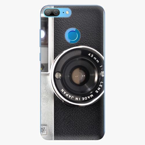 Silikonové pouzdro iSaprio - Vintage Camera 01 na mobil Honor 9 Lite