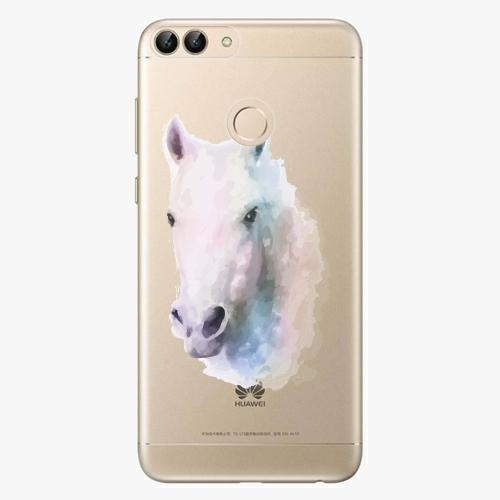 Silikonové pouzdro iSaprio - Horse 01 na mobil Huawei P Smart