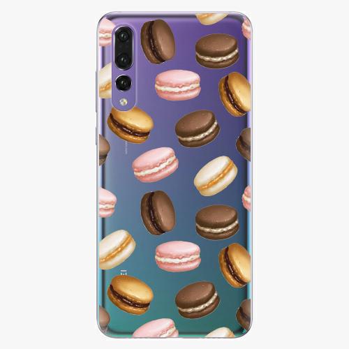 Silikonové pouzdro iSaprio - Macaron Pattern na mobil Huawei P20 Pro