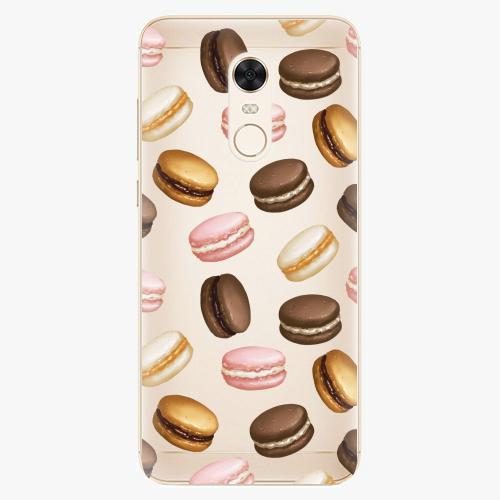 Silikonové pouzdro iSaprio - Macaron Pattern na mobil Xiaomi Redmi 5 Plus