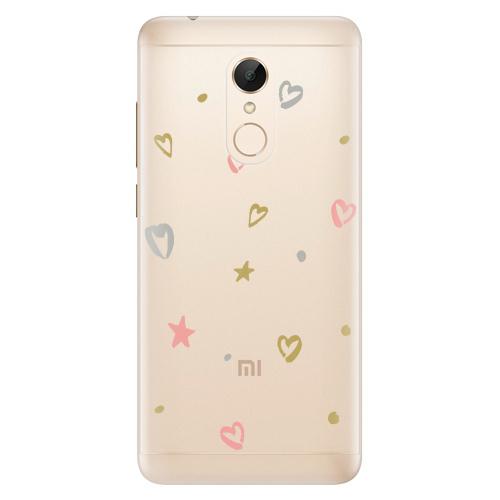 Silikonové pouzdro iSaprio - Lovely Pattern na mobil Xiaomi Redmi 5