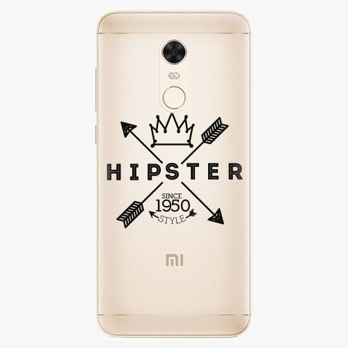 Silikonové pouzdro iSaprio - Hipster Style 02 na mobil Xiaomi Redmi 5 Plus