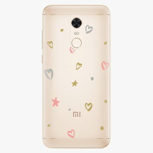 Silikonové pouzdro iSaprio - Lovely Pattern na mobil Xiaomi Redmi 5 Plus